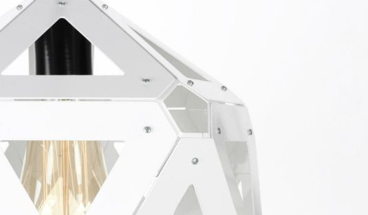 Contemporary Lighting with a Twist: Exploring the Icosahedral Shape