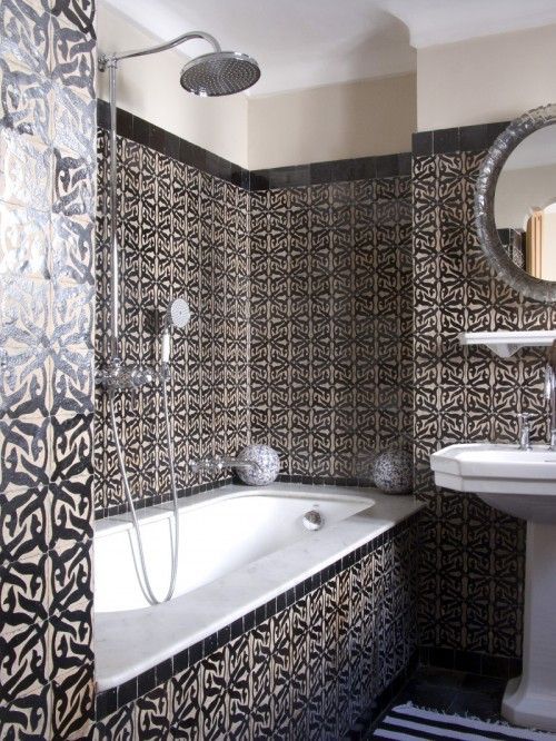 Hotel Nord Pinus Tanger In Tangier Morocco From Design Sponge Morocco Hotel Bathroomstile