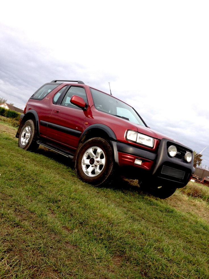 Vauxhall Frontera 2.2 RS