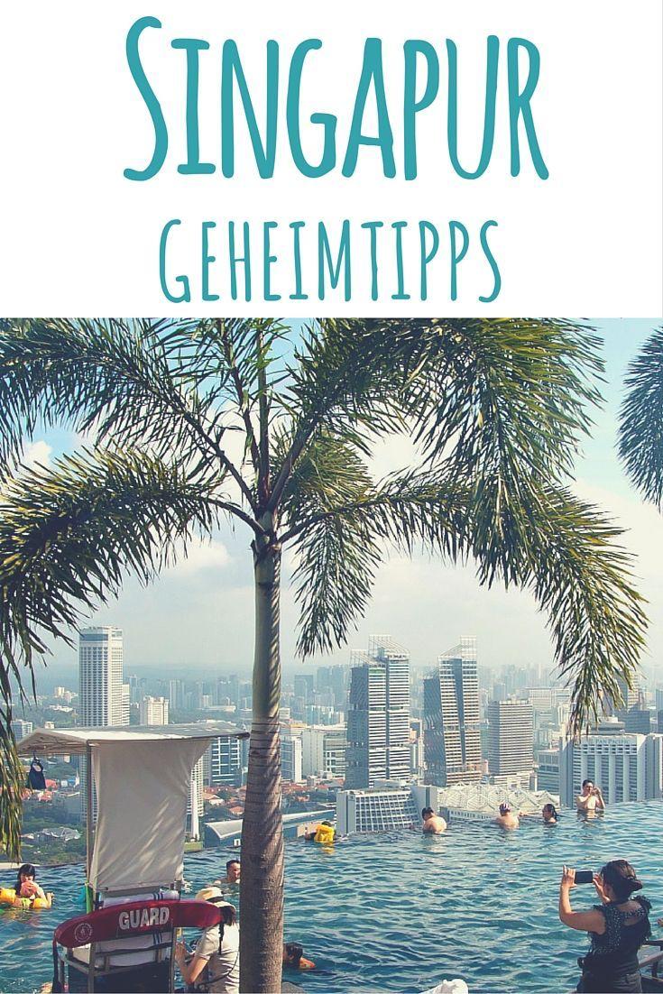 Infinity Pool Marina Bay Sands, Singapore | Blog post: Singapore - Insider tips…