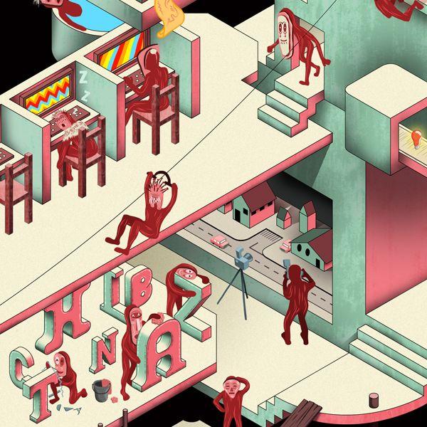 The Idea Factory on Behance