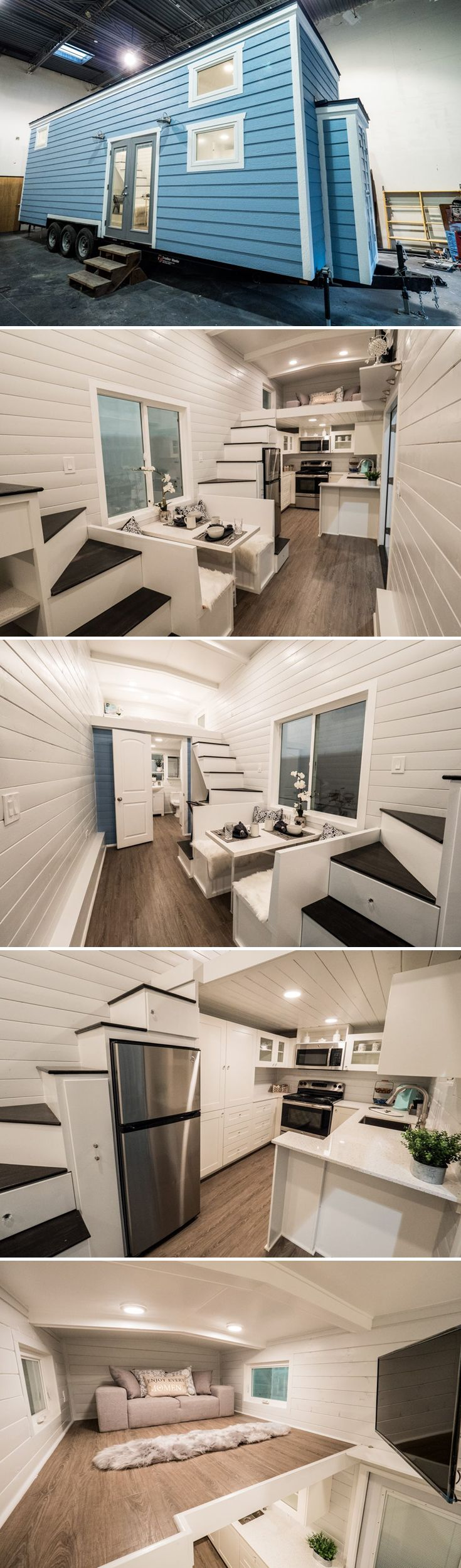 Best 25+ Tiny house trailer ideas on Pinterest | Small garden ...