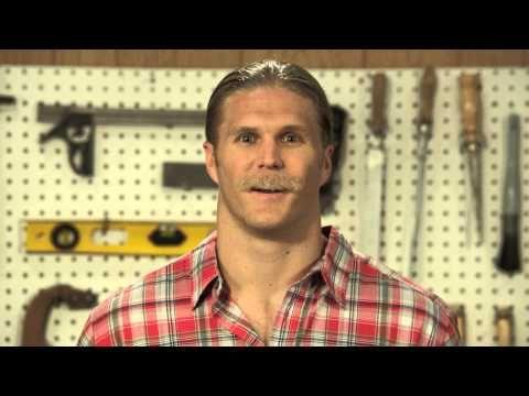 Clay Matthews, Handyman - Fathead TV Commercial - YouTube