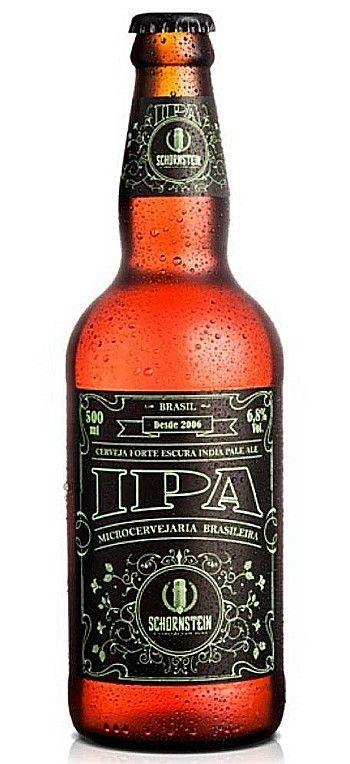 Cerveja Schornstein India Pale Ale, estilo India Pale Ale (IPA), produzida por Cervejaria Schornstein, Brasil. 6.5% ABV de álcool.                                                                                                                                                                                 Mais