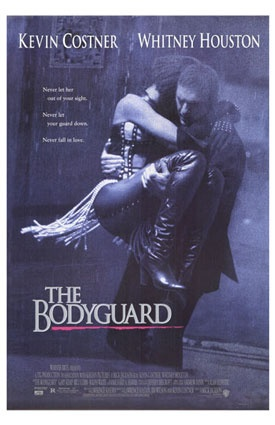 #movies #TheBodyguard. Love this movie. Why does it have to be soo sad?