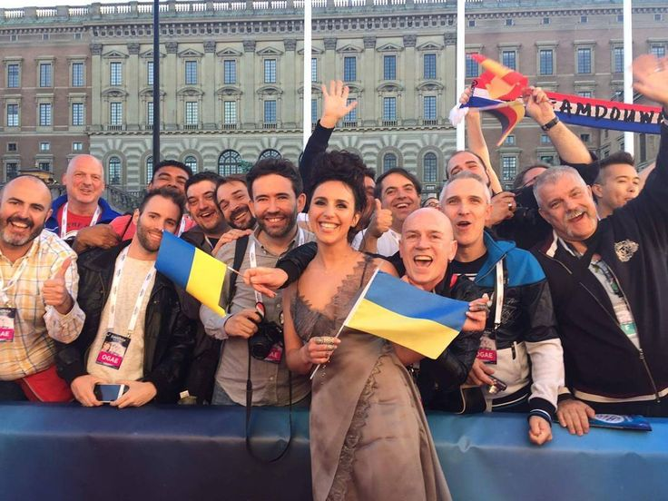 Opening ceremony ESC-2016  #джамала #jamala #eurovision #jamala1944 #sweden #eurovision_ukraine  #cometogether by jamalajaaa #Eurovision #Eurovision2016