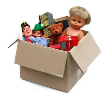 Comment stopper l'invasion des jouets à la maison (et les recycler malin