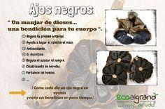 Te explicamos todo sobre el ajo negro, desde cómo se hace , cuales son sus múltiples beneficios.