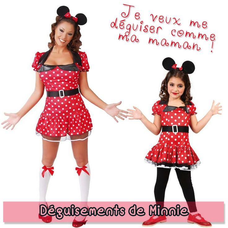 Ces déguisements de Minnie feront le bonheur des petites... et des grandes filles !