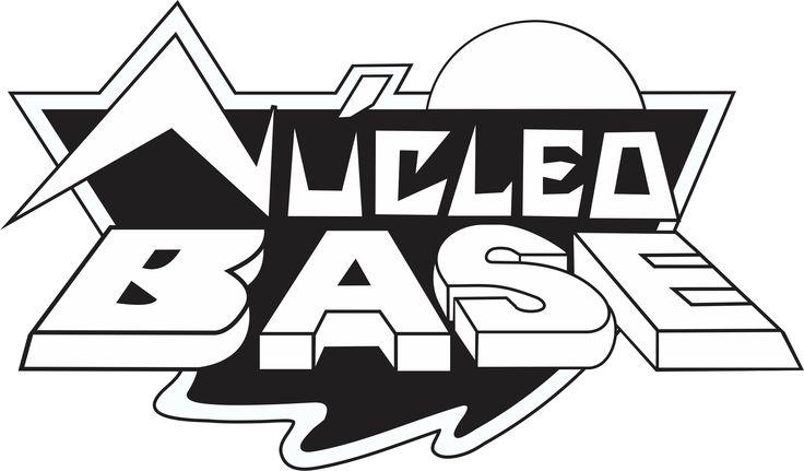 Núcleo Base, 1987 by Roger Mafra - Revista Fluir 1987 logo