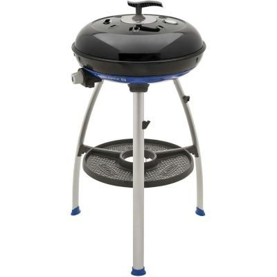 Cadac Carri Chef 2 Portable Propane Gas Grill with Pot Stand, Griddle and Pizza Pan-8910-40 - The Home Depot
