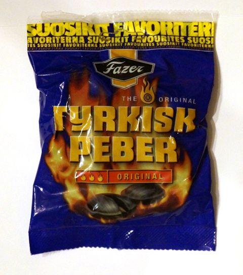 Fazer Tyrkisk Peber (Fazer Turkish Pepper)