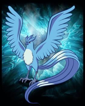 how to draw articuno