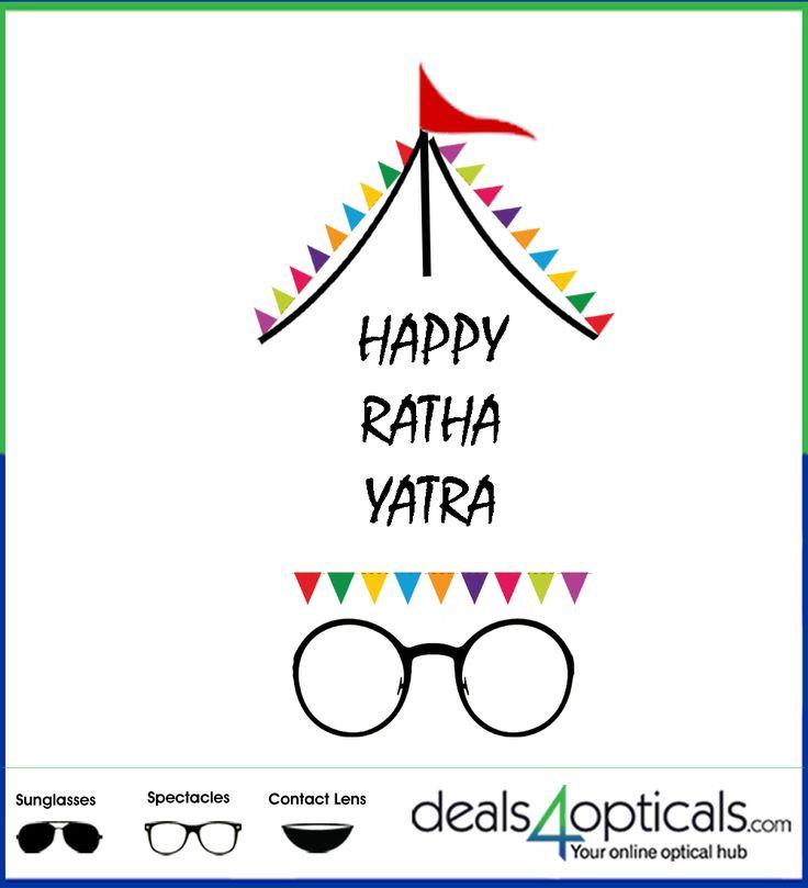 #HappyRathaYatra to all..