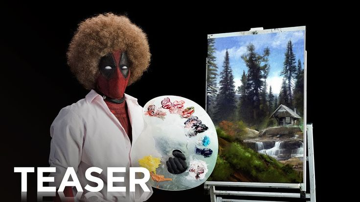 "DEADPOOL 2 | Official ""Wet on Wet"" Teaser Trailer 
