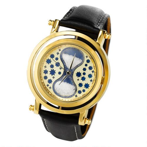 This is a Harry potter time turner watch. You can buy it at http://www.wbshop.com/product/harry+potter+timeturner+collectible+watch+by+noble+hpnbwtch03.do?sortby=bestSellersAscend=fn