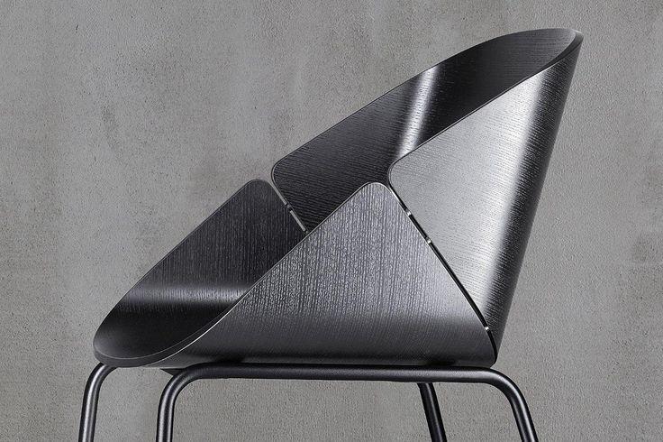 BÀBÀ chair, design Biagio Cisotti, Sandra Laube.  http://www.plank.it/product/baba-chair/