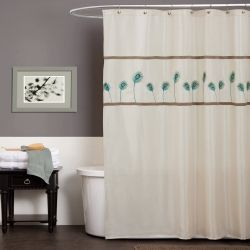 Budget-wise Peacock Themed Bathroom Accessories, Shower Curtains and Bathroom Decor Ideas