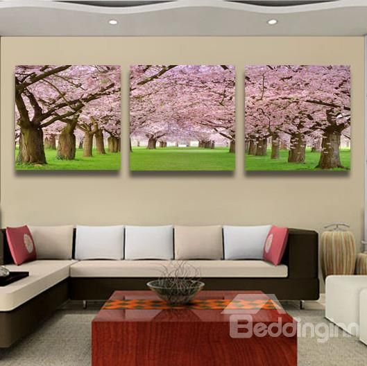 Funk'N Beauty with Cherry Blossom Tree Graphics : Funk This House