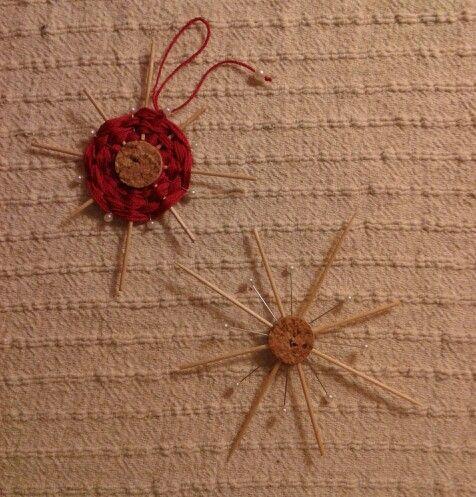 Handmade snowflakes. RU.
