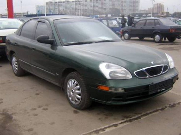 Daewoo Nubira (1999-2007)