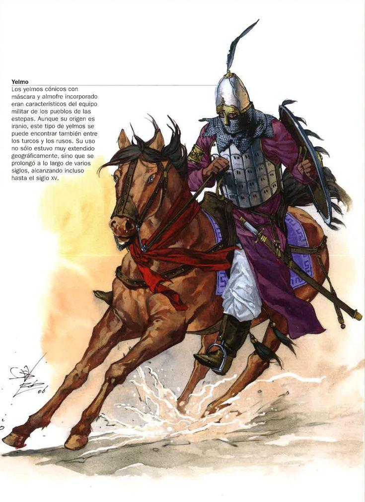 Seljuk Horseman