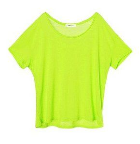 Magliette personalizzate al neon, un ritorno agli anni Ottanta ...