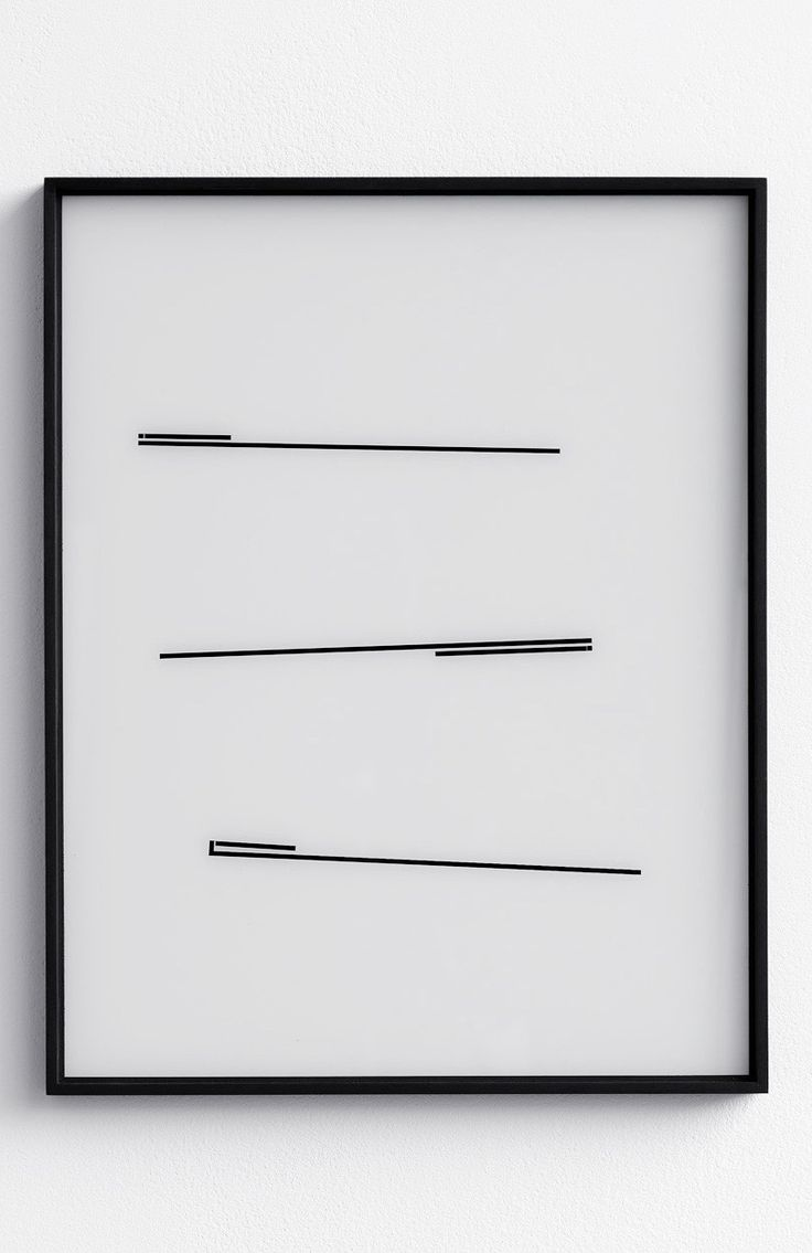 Florian Pumhösl | Tabloid (# 5), 2007 | Acrylic lacquer painted on reverse of glass plate