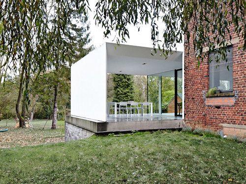 GRAUX U0026 BAEYENS Architects U2014 House V C