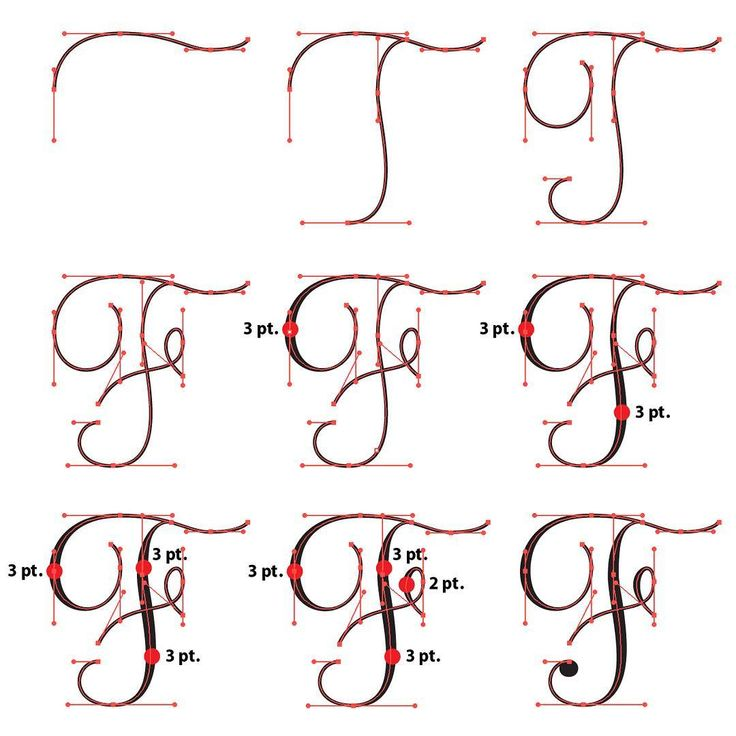Best vector calligraphy reference images on pinterest
