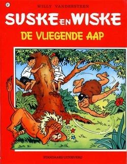 Suske en Wiske #87  De vliegende aap