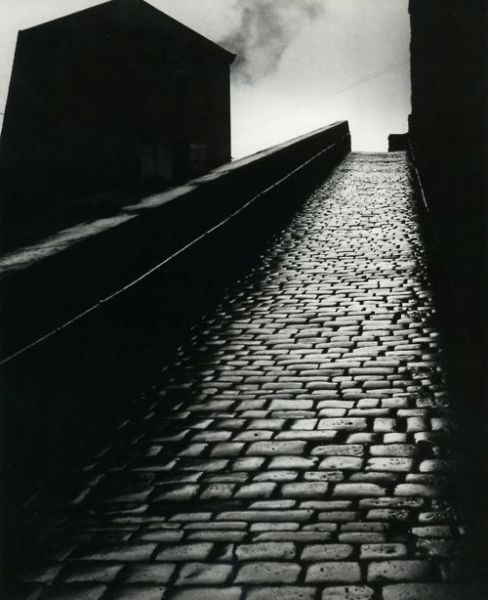 Bill Brandt (1904 - 1983) - Halifax, 1937 from The Photography of Bill Brandt