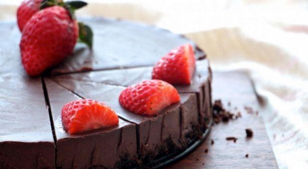 Nejjednodušší čokoládový koláč na světě