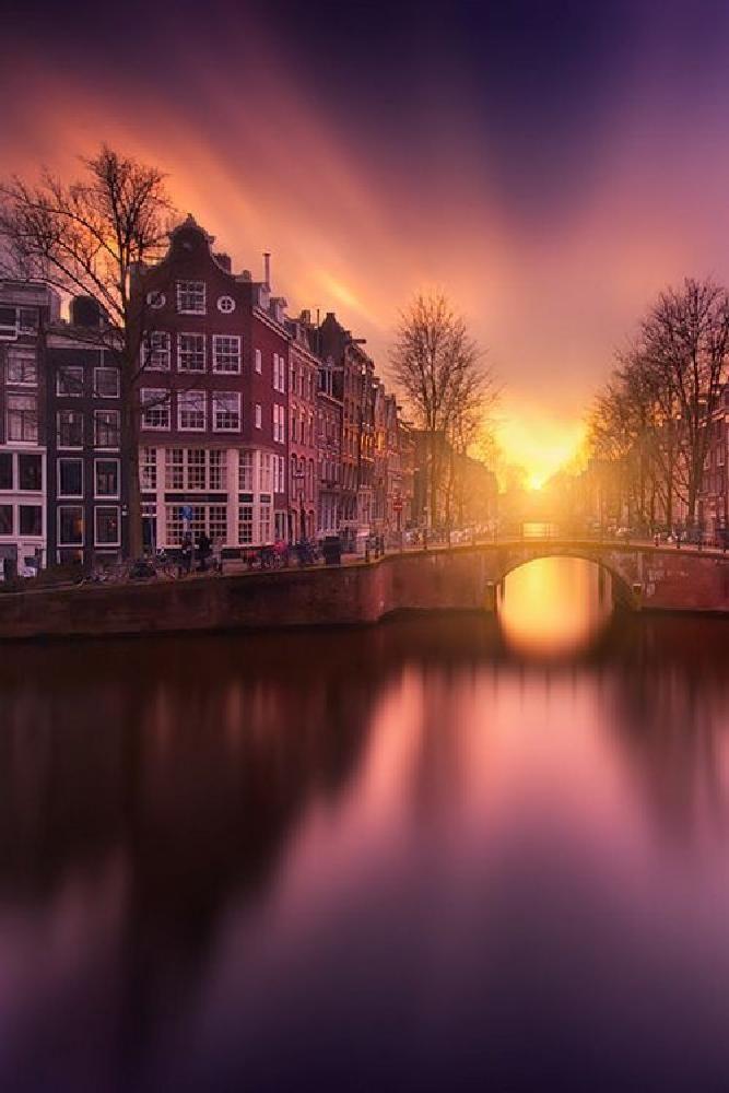 Amsterdam by Bernadette