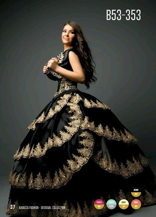 Mariachi Dress