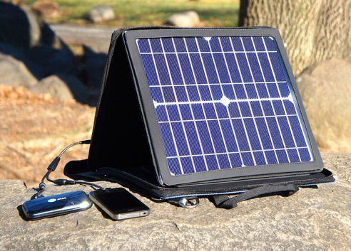 Will a power outage catch you unprepared? Review: SunVolt Portable Solar Power Station : TreeHugger