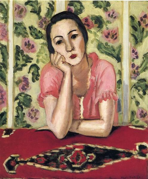 not identified - Matisse Henri