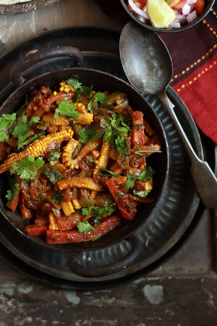 vegetable jalfrezi recipe:
