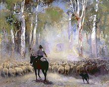 Drover (Australian) - Wikipedia, the free encyclopedia