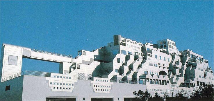 Hiroshi Hara; Yamato International, Tokyo, 1984-87