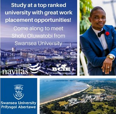 International College Wales Swansea is your first step to achieving a degree with Swansea University