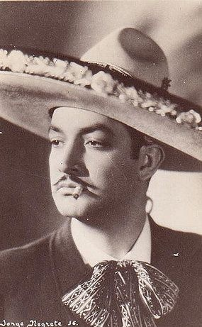 Jorge Negrete - Excelente voz
