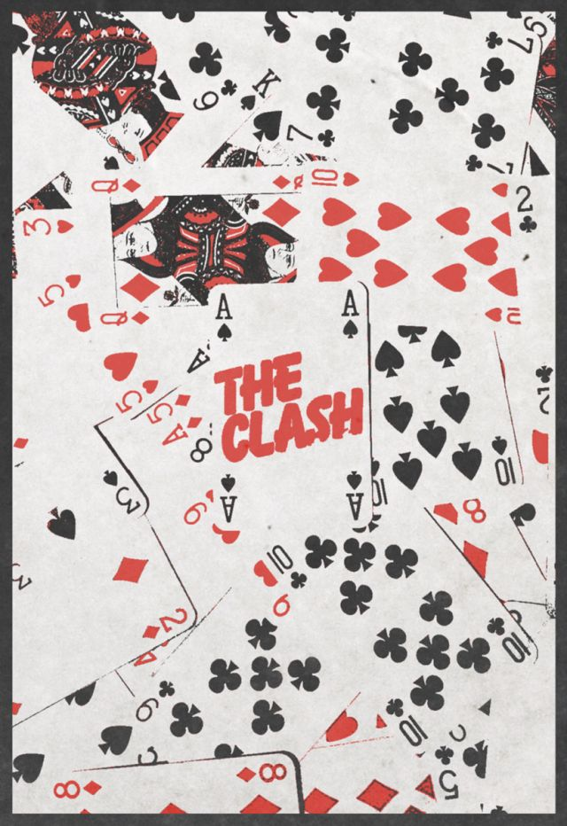The Card Cheat - The Clash, 1979