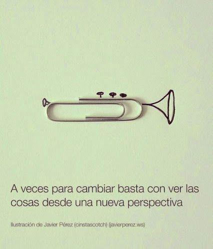 Para cambiar... *