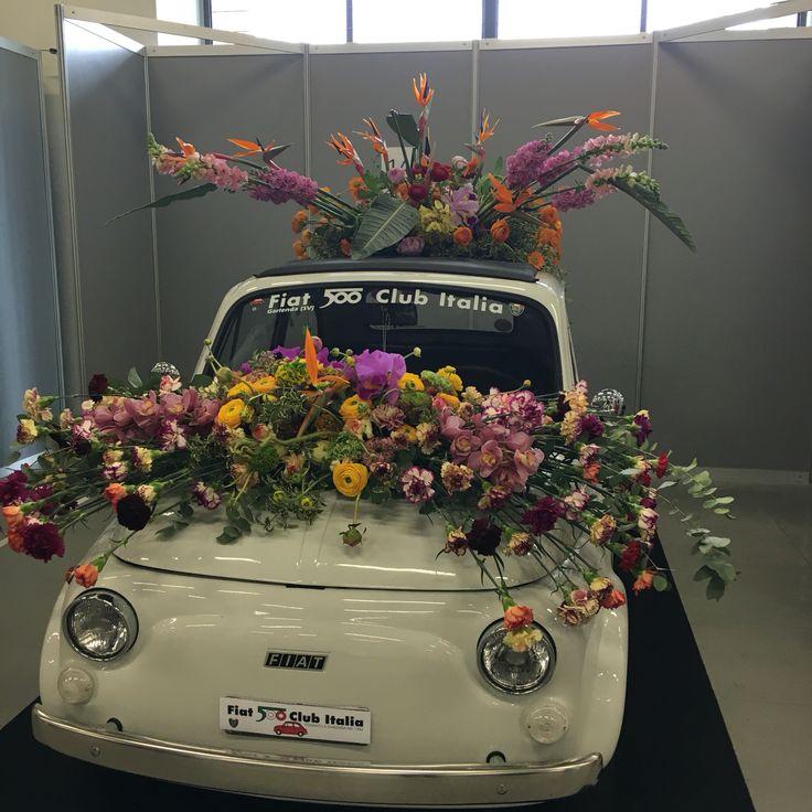 Norge, oppgave om å dekorere bil.