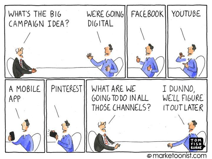 #Marketing worth sharing | Google keynote - a very pleasant read! #socialmedia