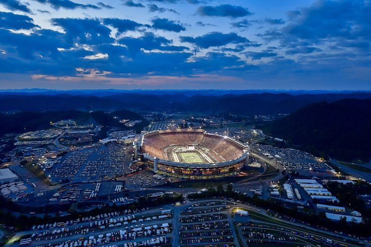 Battle at Bristol Aerial