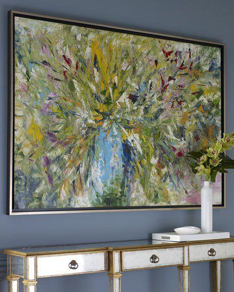 Proud Peacock Original Painting