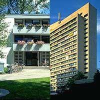 Wohnanlage Studentenstadt Freimann - Studentenwerk München