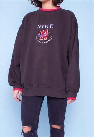 NIKE VINTAGE JUMPER SWEATER 2003A1